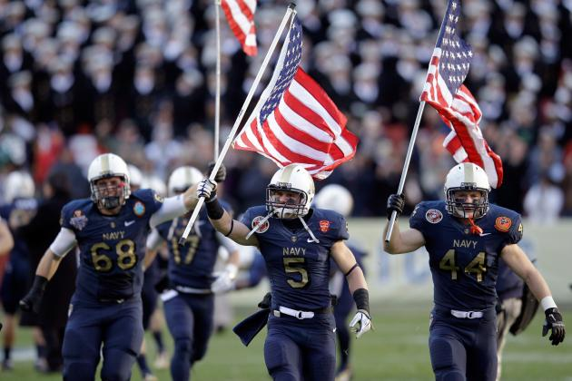 Army-Navy Game 2012: Latest Spread Info, Predictions and More