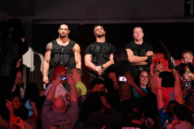 The Shield's Deliberate Lack of Branding Is a Brave but Smart Move by WWE