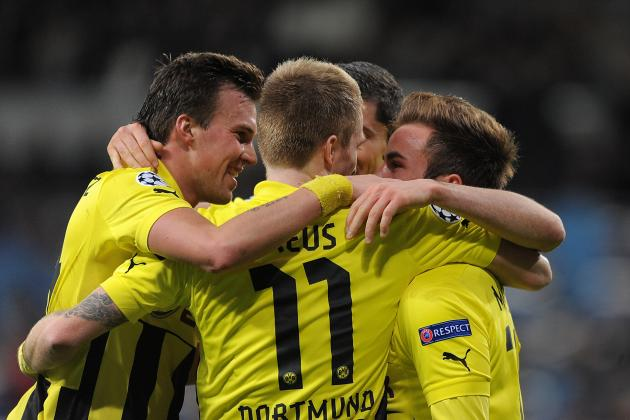 UEFA Champions League: The Bundesliga Rises from the Ashes