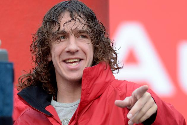 Puyol Carefree for Last 16