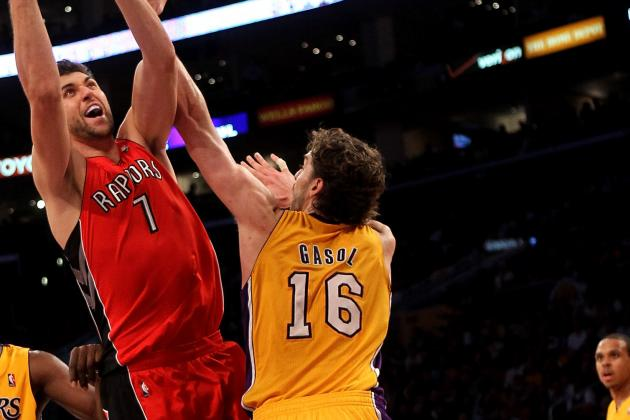 Lakers Reportedly Turn Down Trade Offers for Pau Gasol from Raptors, T-Wolves