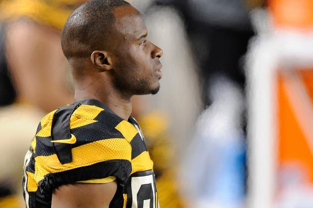 Steelers CB Ike Taylor out with Ankle Injury