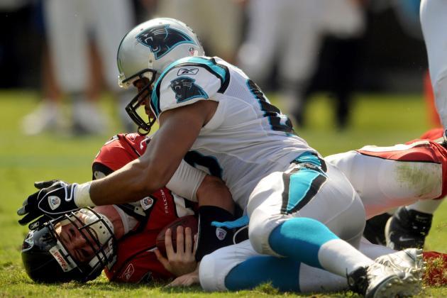 Atlanta Falcons: Carolina Panthers Gunning for Matt Ryan