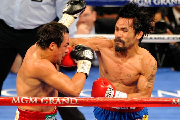 Manny Pacquiao vs. Marquez 4: Fight Time, Date, Live Stream, TV Info and More