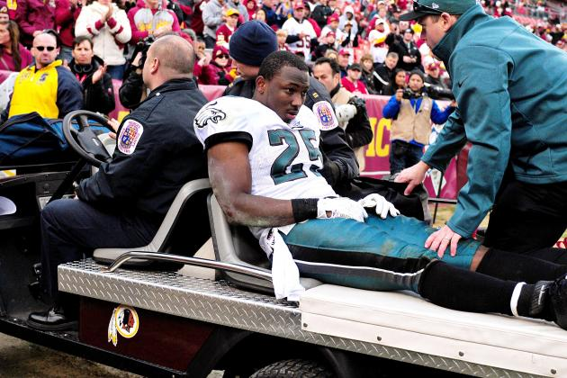 LeSean McCoy Could Also Be Down for Season, and More NFC East News