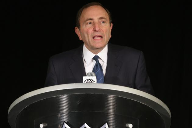 NHL Lockout 2012: Breaking Down Latest CBA Proposal from League to NHLPA