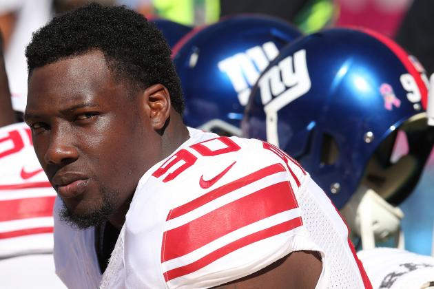 Jason Pierre-Paul Says Drew Brees, Saints Will Be 'much Easier' to Defend
