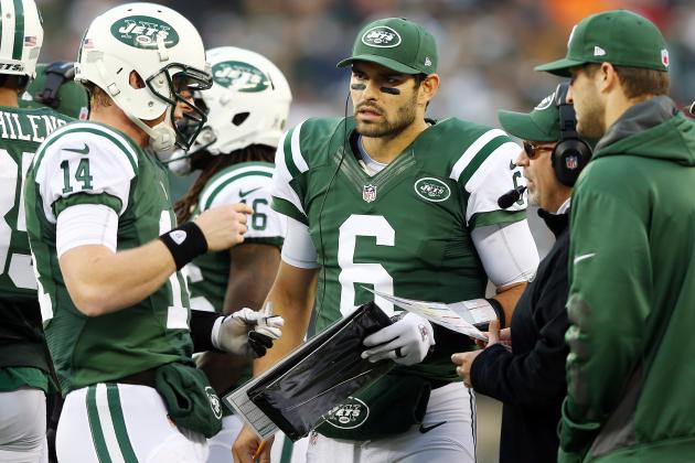 Mark Sanchez's Hefty Contract Means Jets Fans Are Stuck with Struggling QB