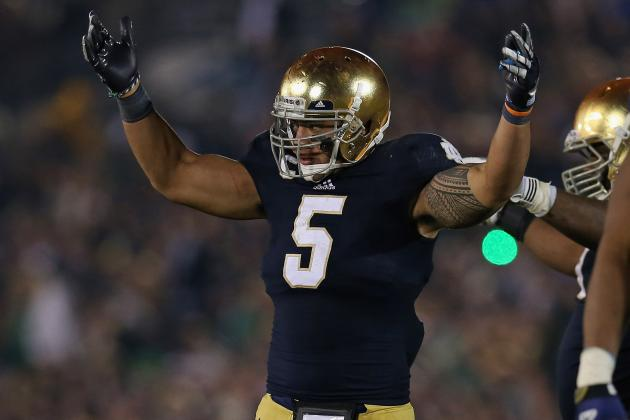 Manti Te'o: Defensive Stigma Will Prevent Notre Dame LB from Capturing Heisman