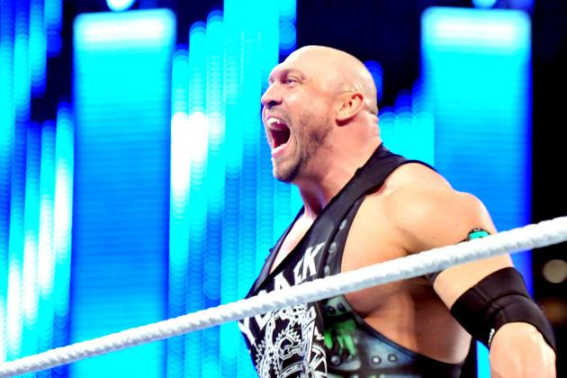 What Ryback Must Do to Get Over in WWE