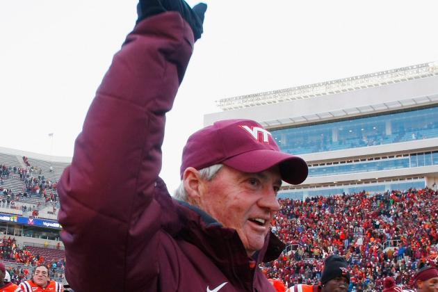 Flood Looks Forward to Facing Virginia Tech's Beamer