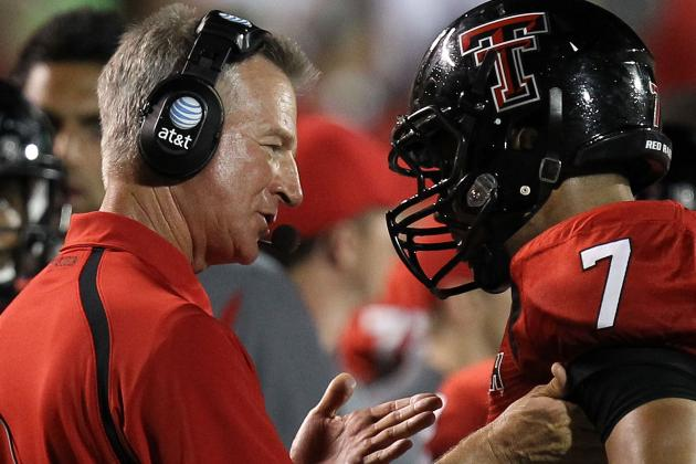 Tommy Tuberville Said He Favors Texas A&M's Johnny Manziel for Heisman