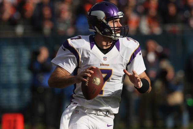 Vikings' Ponder Says Loss to Packers 'Kind Of' a Wake-Up Call and NFC North News