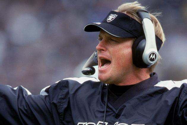 Raiders Wisely Deny Jon Gruden Coaching Rumors