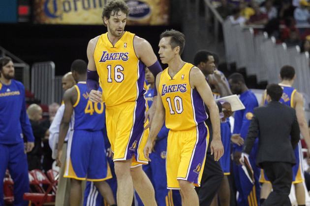 Report: Lakers Promised Nash He Could Play with Gasol