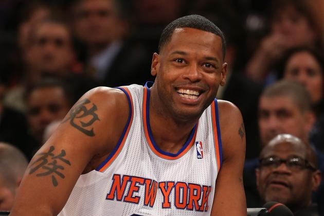 Marcus Camby to Miss Time with Plantar Fasciitis in Left Foot