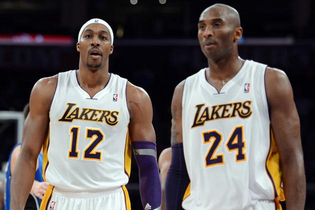 Dwight Howard Screamed at Kobe Bryant About His Poor Defense