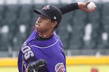 Cubs Draft Indians' RHP Rondon