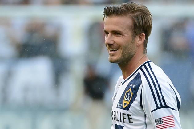 David Beckham Mulls MLS Ownership in N.Y., Miami, Report Says