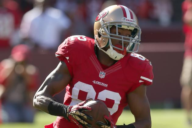 S.F. Would Feel Manningham's Absence