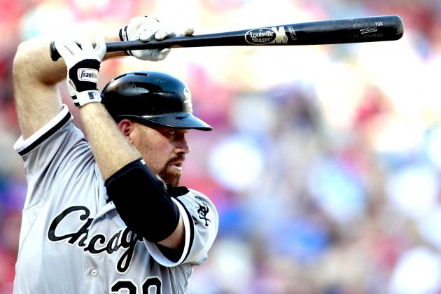 MLB Free Agency 2013: Yankees Offer Kevin Youkilis 1-Year, $12M Deal