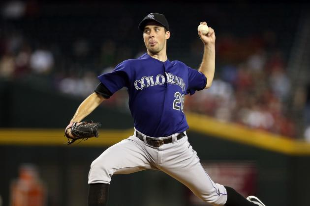 Jeff Francis' One-Year Deal with Rockies Worth $1.5 Million