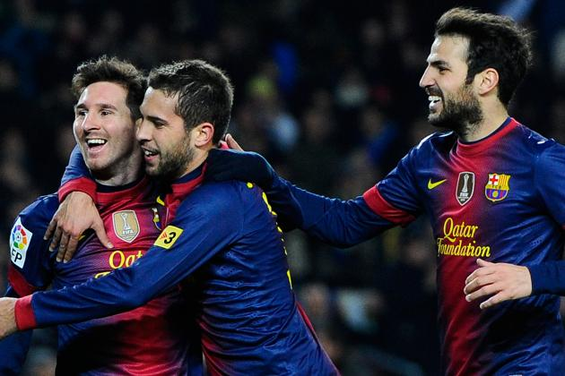 Cesc: Knowing Messi, He'll Try