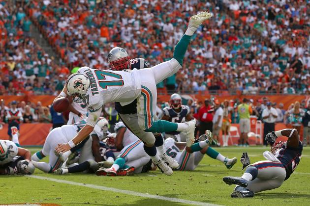 The Good, the Bad and the Ugly: A Recap of the Dolphins' Loss to New England