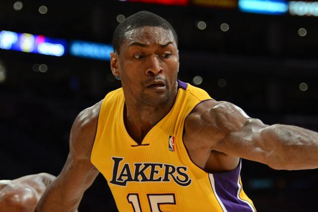 Metta World Peace Cares Little About Eclipsing 12,000 Career Points
