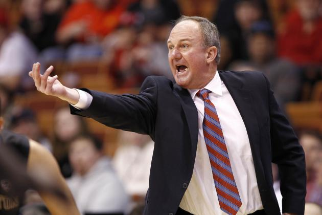 Ohio State's Thad Matta Uses Expanded Rotation