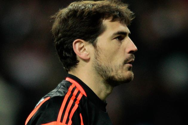 Casillas Urges Domestic Push