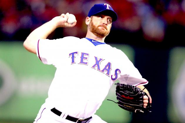 Report: Ryan Dempster Turned Down $26 Million from Royals
