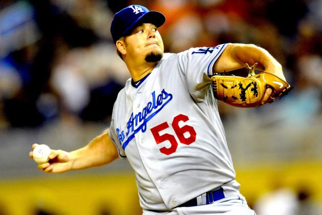 Angels Sign Joe Blanton for Two Years, $15M