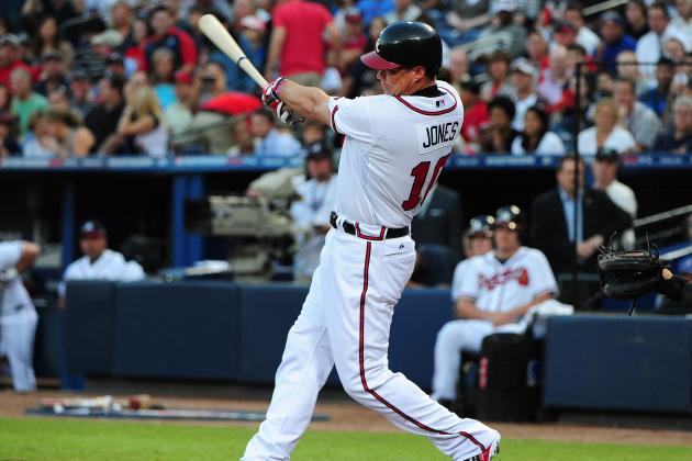 Chipper's Last Blast Wins GIBBY for Walk-Off of Year