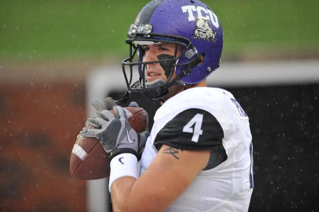 Time Is Coming for TCU to Make a Call on Casey Pachall