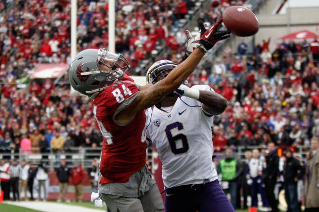 WSU Police, UW Tight End Moving On