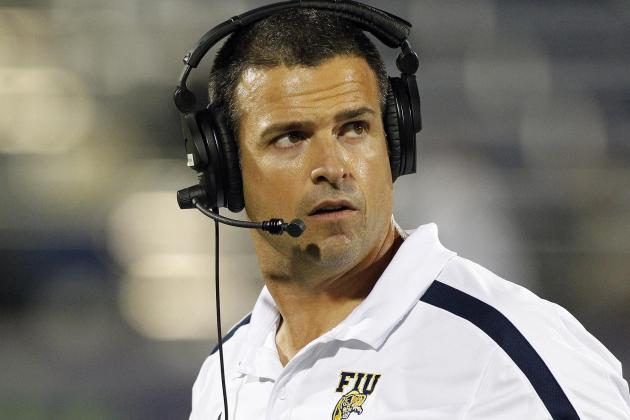 Mario Cristobal Fired by FIU