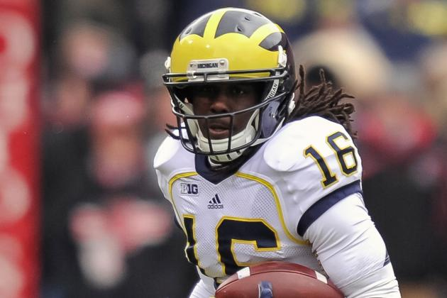 Michigan Football: Wolverines Will Be Too Much to Handle for South Carolina