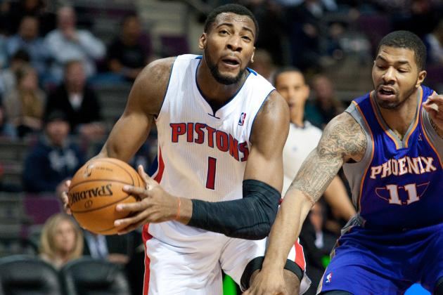 High Praise Keeps Pouring in for Pistons' Rookie Andre Drummond