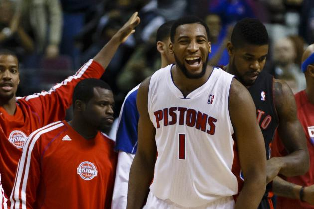 Drummond's Playing Time Will Increase as Miscues Decrease, Says Frank