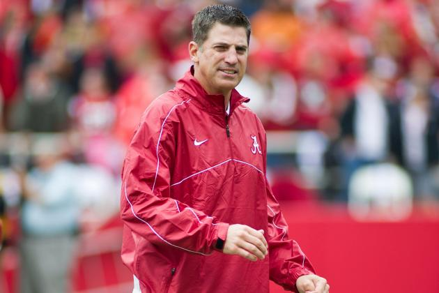 Report: Alabama OC Doug Nussmeier to Interview at Southern Miss