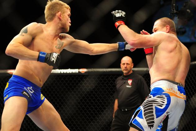 Alexander Gustafsson: Shogun Rua Isn't What He Was Back in the Day