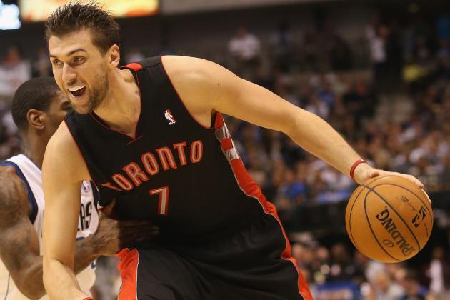Debate: Would Roster Change Be a Good Thing for Toronto?