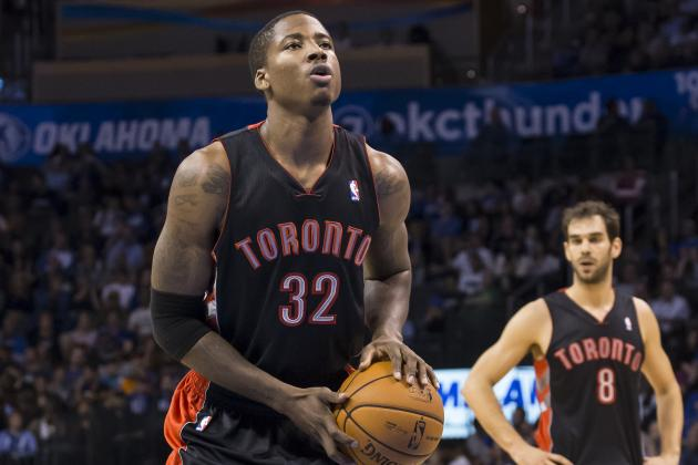 Raptors' Davis Playing to PER-Fection