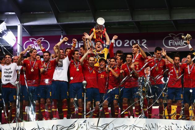 UEFA Will Host Euro 2020 in Multiple Cities Across Europe