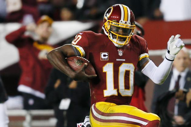 Griffin III: 'I Want to Be the Best...Ever'