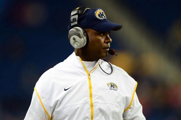 Darrell Hazell Sets Expectation Level High New Purdue Football Coach
