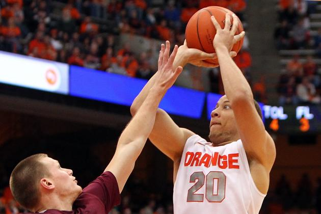 Syracuse Has Struggled to Shoot the 3-Point Shot Thus Far