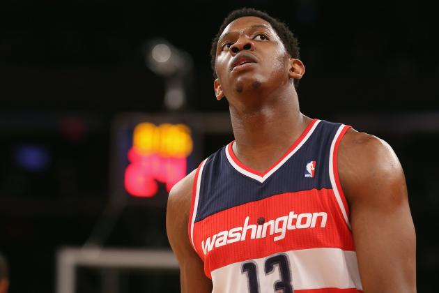 Kevin Seraphin Getting Points, Without Getting to the Line