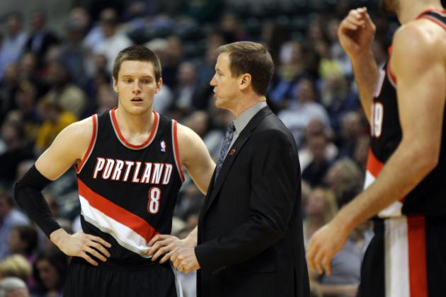 Why Blazers May Make an Offer on Babbitt as an RFA